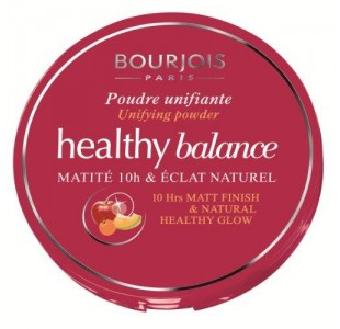 Bourjois Healthy Balance Unifying Powder 53 Light Beige 9g