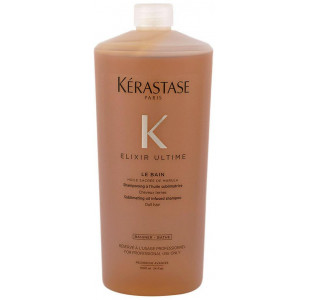 Kerastase Elixir Ultime Oil Infused Shampoo 1000ml
