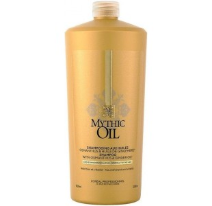 L'Oreal Mythic Oil Shampoo Fine To Normal Hair 1000ml