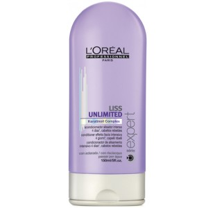 L'Oreal Serie Expert Liss Unlimited Conditioner 150ml