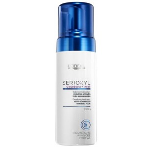 L'Oreal Serioxyl Step 3 Densifying Mousse Coloured Hair 125ml