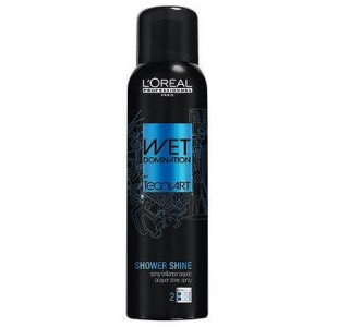 L'Oreal Wet Domination By Tecni. Art Shower Shine Spray 160ml