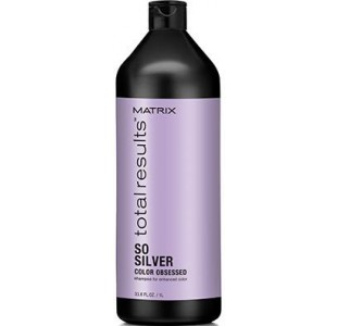 Matrix Total Results Color Care So Silver Shampoo 1000ml