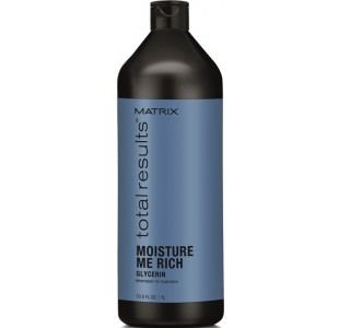 Matrix Total Results Moisture Me Rich Shampoo 1000ml