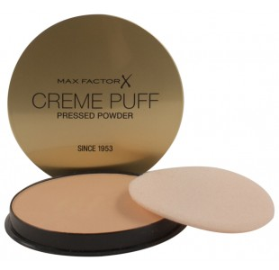 Max Factor Creme Puff Pressed Powder 55 Candle Glow 21g