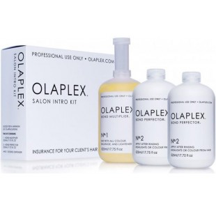 Olaplex Salon Intro Kit No.1 - 525ml + No.2 - 2 x 525ml