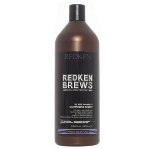 Redken Brews Silver Shampoo 1000ml