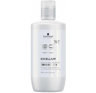Schwarzkopf Bonacure Excellium Beautifying Treatment 750ml