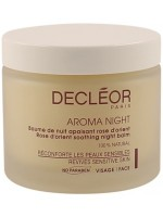 Decleor Aroma Night Rose D'Orient Soothing Night Balm 100ml