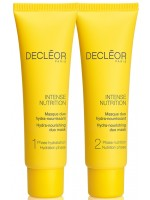 Decleor Intense Nutrition Hydra-nourishing Duo Mask w Marjoram 2x25ml