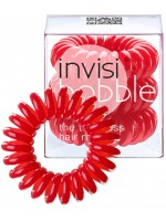 Invisibobble Rasberry Red 3-pack