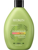 Redken Curvaceous High Foam Lightweight Cleanser Shampoo 300ml