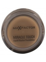 Max Factor Miracle Touch Liquid Illusion Foundation 85 Caramel